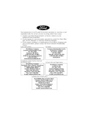 Owners Manual F350 Fuse Box   2006 Ford F350 Support