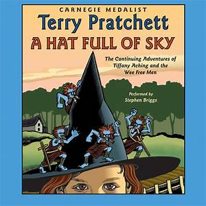 A Hat Full of Sky - Audiobook | Listen Instantly!