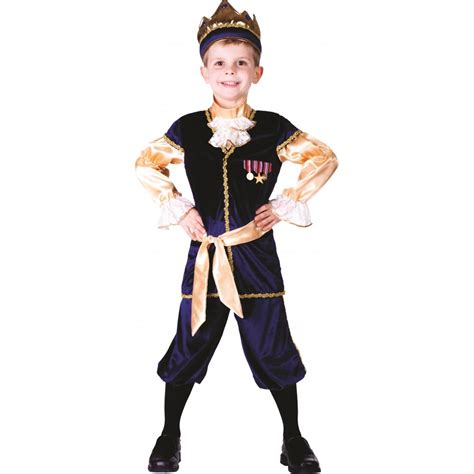 Deluxe Renaissance Prince - Kids Costume - from A2Z Kids UK