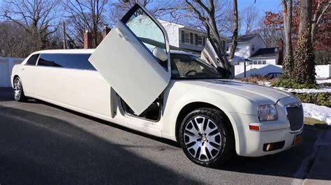 chrysler  limo limousine  sale passenger