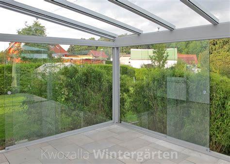 glasschiebewand für terrasse als windschutz glash 228 user glasoase kwozalla winterg 228 rten