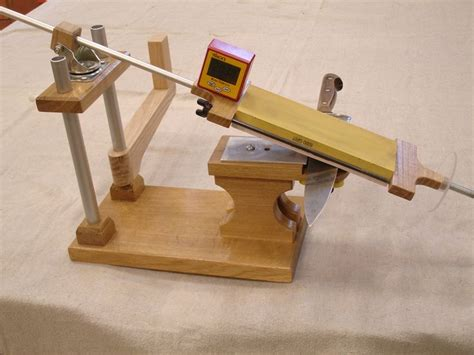 Kitchen Knife Sharpening Jig by 1000 Images About Knife Sword Armor And