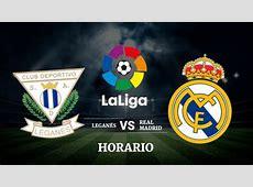 Liga Santader hoy Leganés Real Madrid Horario y ver por TV