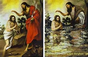 Jewish Jesus - Art Exhibit: Immersion of Jesus in the ...
