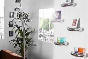 Designermöbel Riess Ambiente Halstenbek : design wandregal tear metall aluminium legierung 40x20cm riess ~ Bigdaddyawards.com Haus und Dekorationen