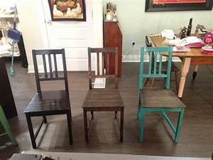 """Relooking des chaises IKEA """"Ivar"""" e """"Stefan""""! 20 exemples inspirants"""