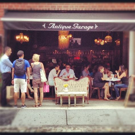 antique garage nyc 17 best images about restaurant ambience on