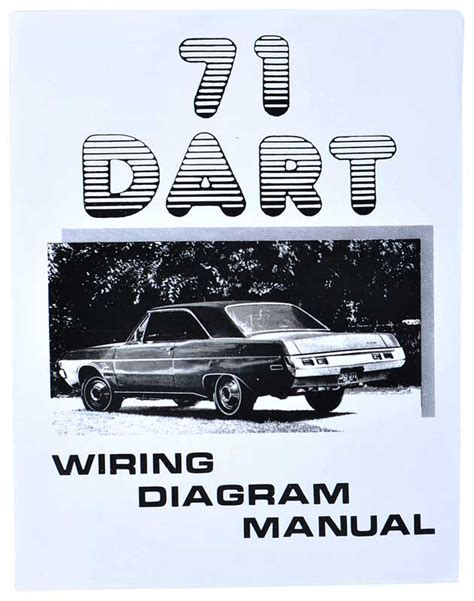 1971 dodge all parts literature multimedia literature