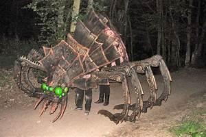 larp giant spider