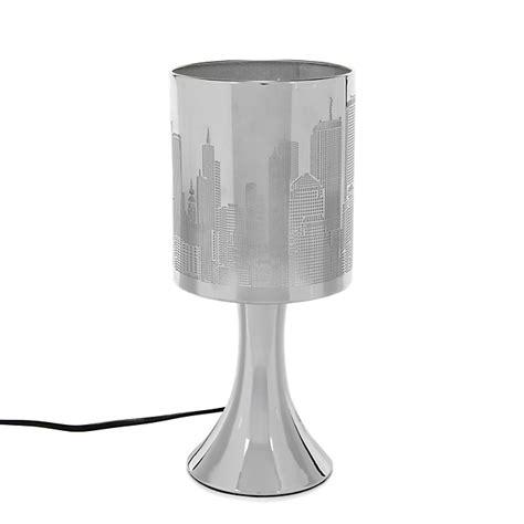 le tactile new york le 224 poser sensitive en m 233 tal ajour 233 h28cm touch new york les 224 poser luminaires