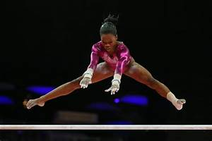 "Gabby Douglas - ""The Flying Squirrel"" 