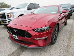 2020 Ford Mustang Gt 5 Miles Rapid Red Tinted 2dr Car Premium Unleaded V-8 5.0 L - New Ford ...