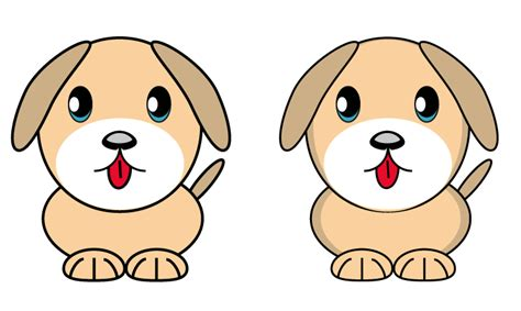 Cartoon Drawings Of Dogs