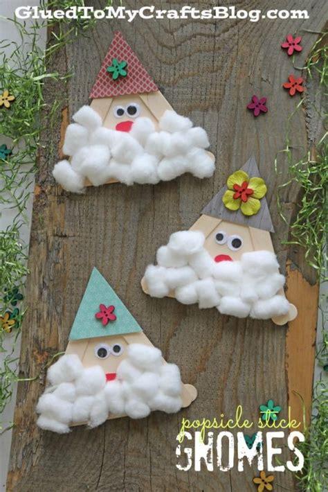 mischievous garden gnomes ready  craft   takes