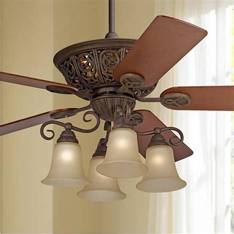 costa del sol scroll ceiling fan  lamps