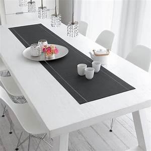 Tischdecken Für Lange Tische : daydrap tischset blue line 45 x 32 cm 4er set kaufen ~ Buech-reservation.com Haus und Dekorationen