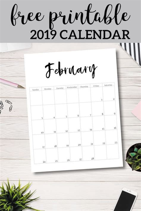 printable calendars    printable