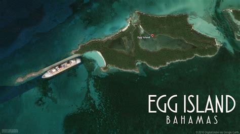 disney allegedly evaluating  bahamas egg island