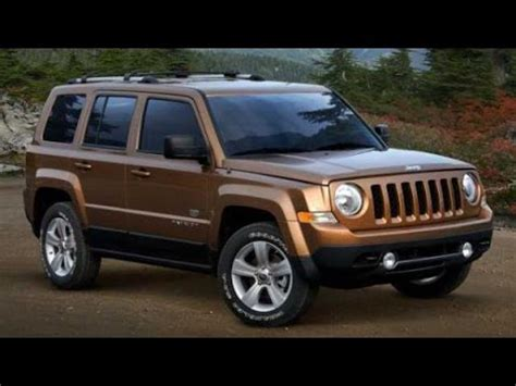 Jeep Patriot 2017 Review by 2017 Jeep Patriot Review Rendered Price Specs Release Date