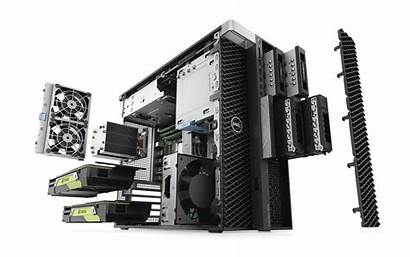 Precision Dell 7820 T7820 Workstation Tower M6000
