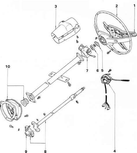 Steering Column Main Shaft Series Toyota Land