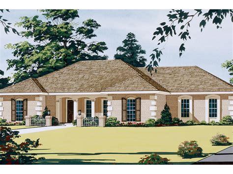 novato ranch home plan   house plans