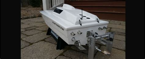 Rc Boat Hardware Package by Enforcer Rc Boats