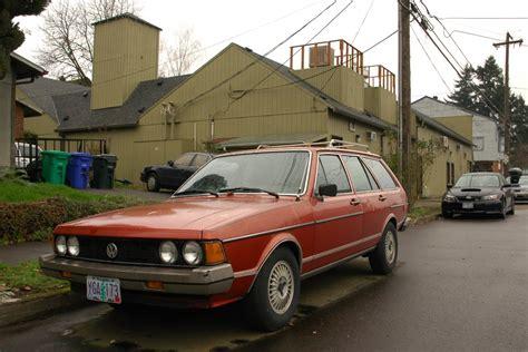 old diesel volkswagen vw dasher wagon the wagon