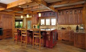 Mullet Cabinet — Rustic Kitchen Retreat