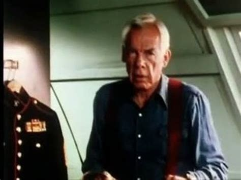 lee marvin actor wwii combat veteran speaks  combat