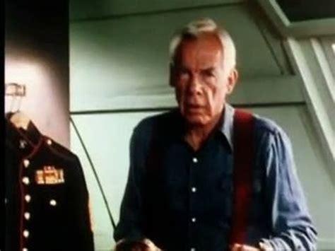 lee marvin actor wwii combat veteran speaks  combat