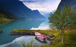 norway beautiful scenery wallpaper
