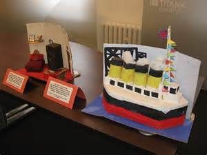 Titanic School Project Ideas