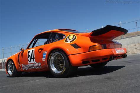 Porsche 911 Carrera RSR 3.0 - Chassis: 911 460 9073 - 2007 ...
