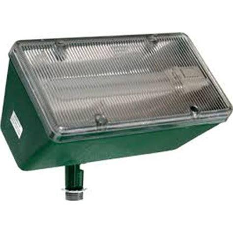 home depot flood lights filament design adrien 1 light green outdoor flood light