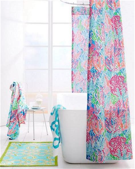 1000 ideas about pink shower curtains on