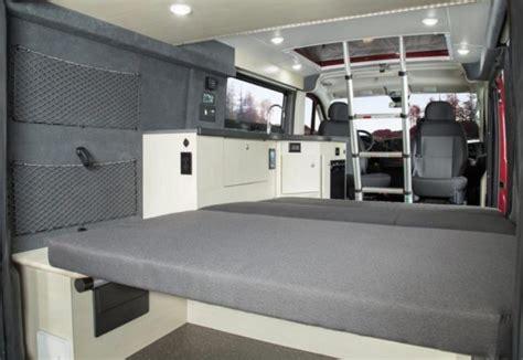Pleasure Way Tofino Pop Top Camper Van with Solar Panels