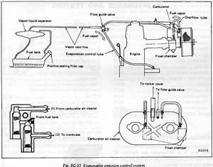 240z Vacuum Line Hell