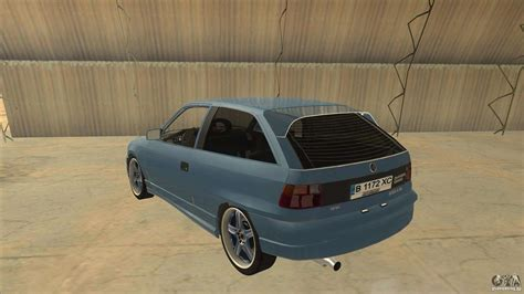 opel astra f tuning for gta san andreas