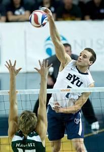 Taylor Sander & BYU Men's Volleyball Team Gallery & Videos