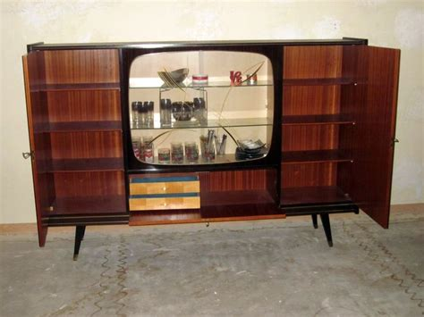 mid century modern liquor cabinet 47 best images about mcm bookshelf hutch bar on