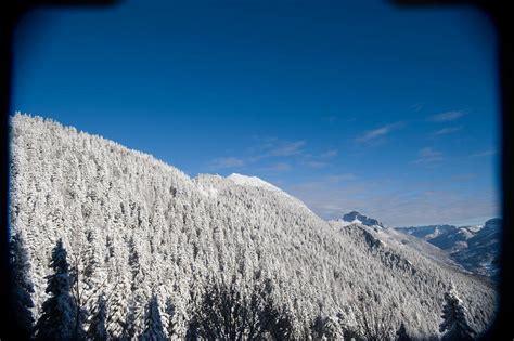 station de ski col de porte alpes du nord
