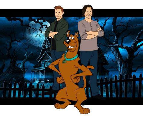 Supernaturalscooby Doo Crossover Will Be More Adult Than