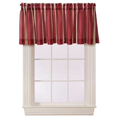 essential home valance sears