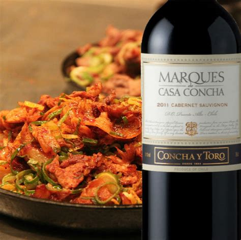 marques cuisine 10 commandments for a food and wine pairing 10
