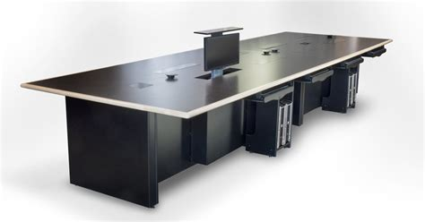 conference table desk combination smartdesks modern conference tables contemporary