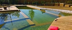 Pool Mit Holz : holc naturpool swimmingpool aus holz einbauen ~ Orissabook.com Haus und Dekorationen