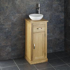 oak kitchen cabinets cube space saving solid oak en suite bathroom cabinet 3450
