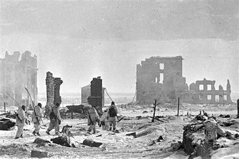 the siege of stalingrad february 2 1943 the soviets accept germany s