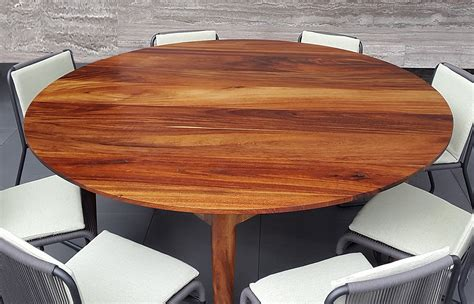 live edge dining room table parota wood tables custom modern design made in mexico